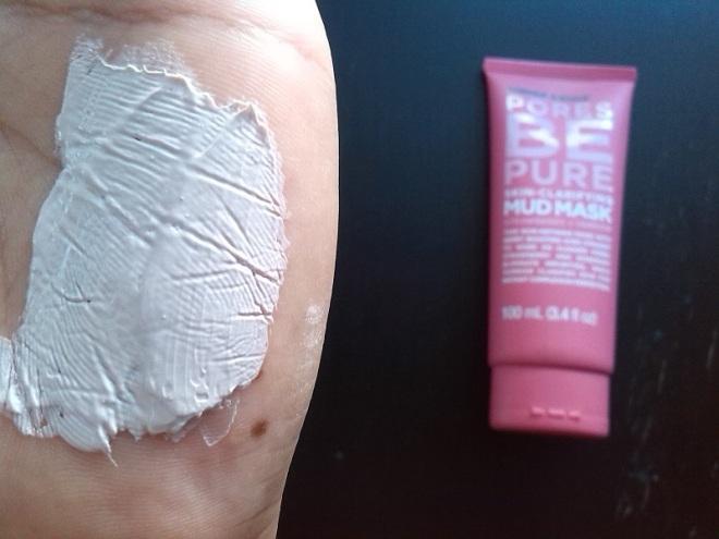 Formula 10.0.6 pores be pure skin clarifying mud mask3
