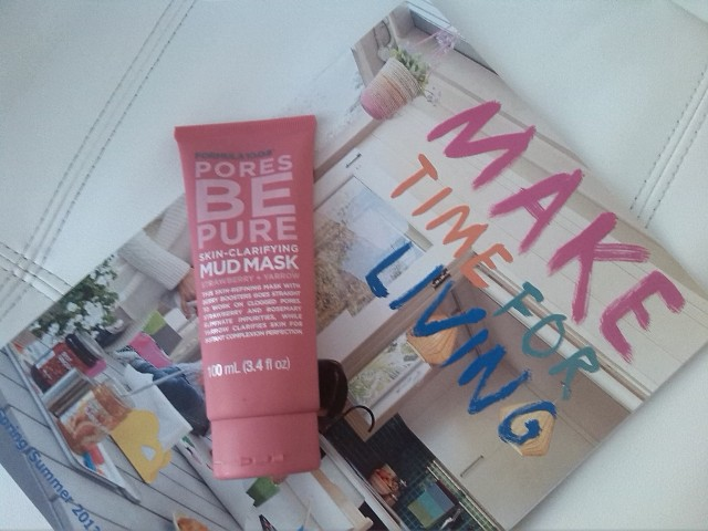 Formula 10.0.6 Pores be pure skin clarifying mud mask